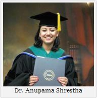 Dr. Anupama Shrestha